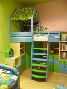 Мебель-для-детской-домик