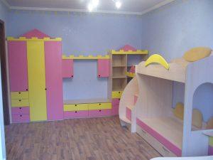 Мебель-для-детской-мдф-лдсп