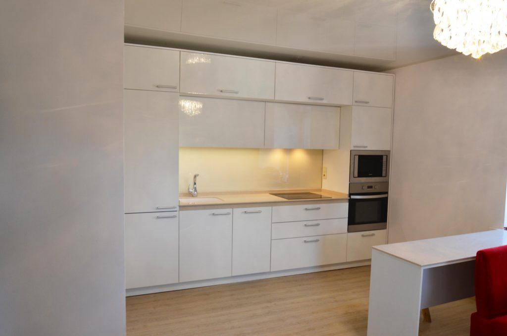 Мебель-для-кухни-мдф-белая-глянец